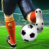Game Perfect Football Penalty Kicks Soccer Flick Shoot APK for Kindle