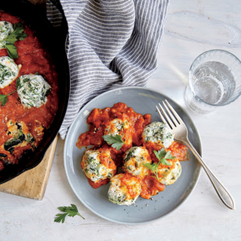 Ricotta-Spinach Dumplings