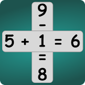 Math games - brain workout Icon