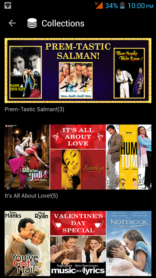 Hungama Play Online Movies App Screenshot 4