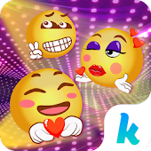 Cute Emoji for Kika Keyboard Icon