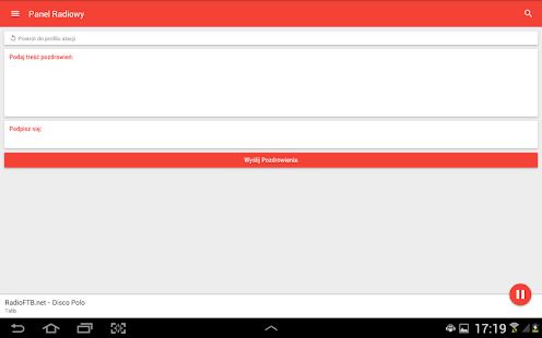 App Panel Radiowy APK for Windows Phone