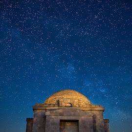 by Luka Stipinović - Buildings & Architecture Statues & Monuments ( ivan meštrović, mausoleum, stars )