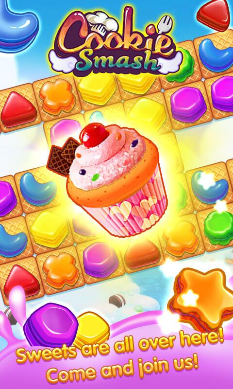 Cookie Smash Screenshot 5