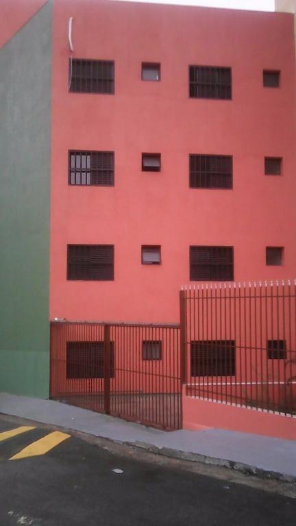 Apartamento residencial para locação, Centro, Diadema.