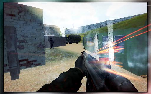Military Commando Shooter 3D