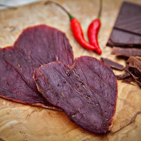 Chocolate Chili Beef Jerky