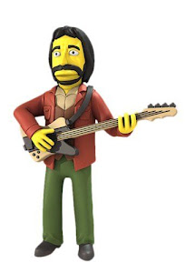 "Фигурка ""The Simpsons 5"" Series 2 - John Entwistle Who"