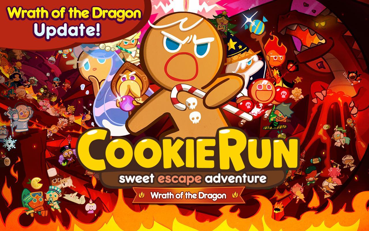 LINE Cookie Run Apk Android Gratuit Télécharger