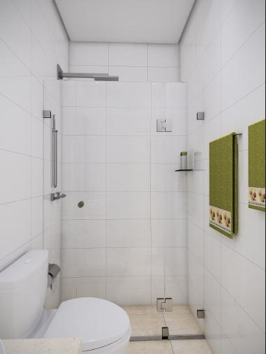 Apartamento de 2 dormitórios em Jardim Nova Petrópolis, São Bernardo Do Campo - SP