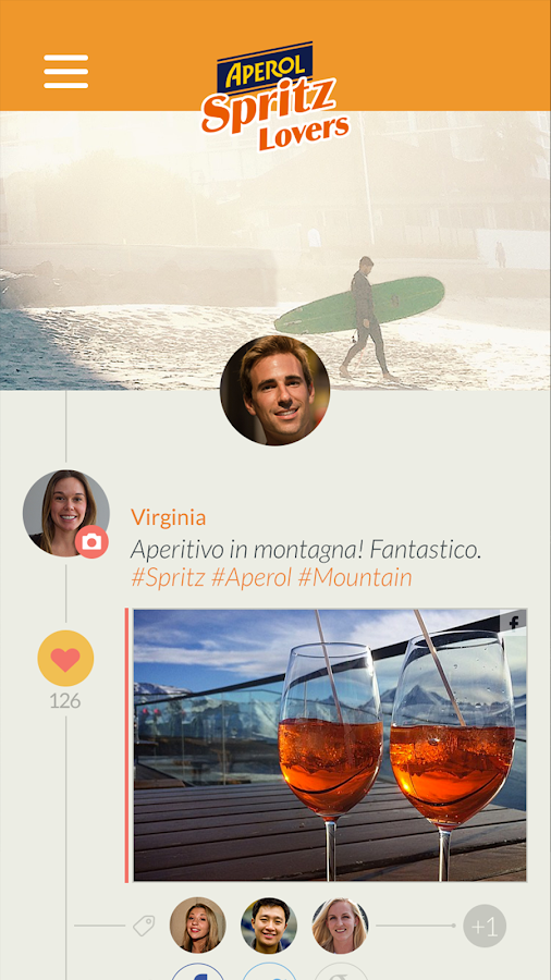 Aperol Spritz Lovers Screenshot 1