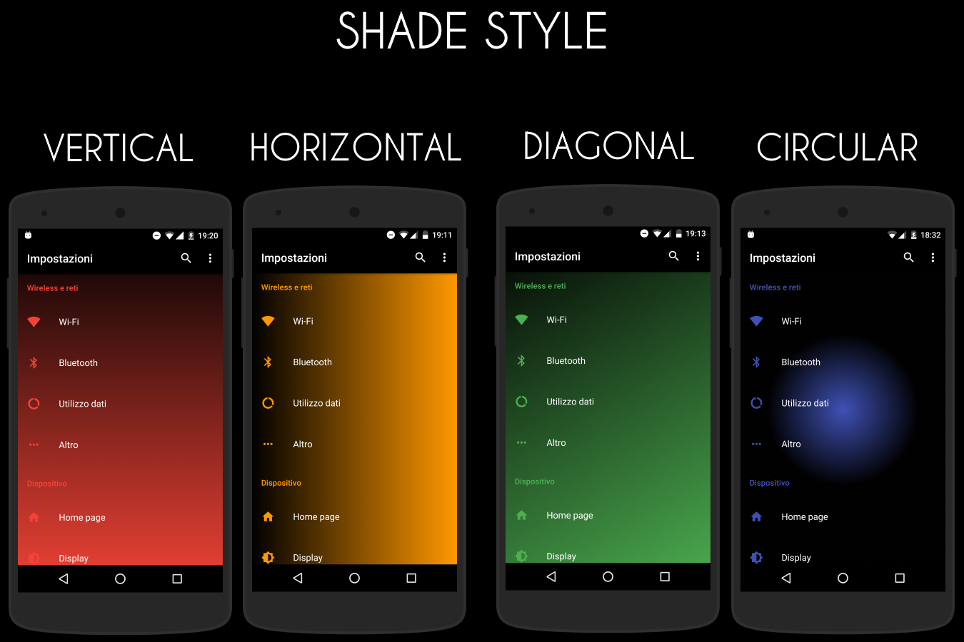 [Substratum] Shade UI Theme Screenshot 1