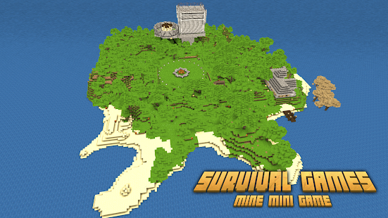 Survival Games: 3D Wild Island for pc