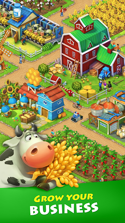 Township 4.5.1 (Mod Money) Apk