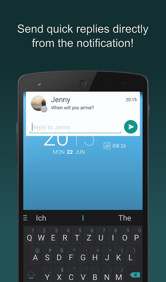 Floatify - Quick Replies Screenshot 3