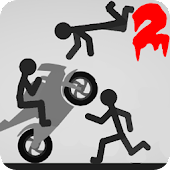 Stickman Dismount 2 Annihilation Icon