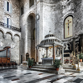 Cattedrale San Nicola by Antonello Madau - Buildings & Architecture Places of Worship