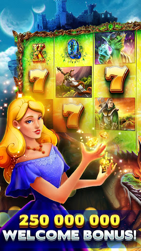 Free Slots Casino - Adventures screenshot 1