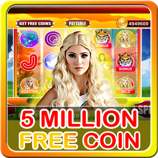 Golden Goddes Slot Game 2018 (game)