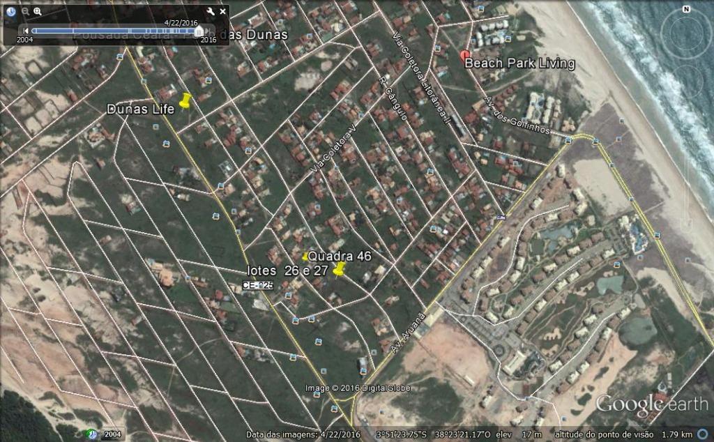 Terreno à venda, 958 m² por R$ 287.532,00 - Porto das Dunas - Aquiraz/CE