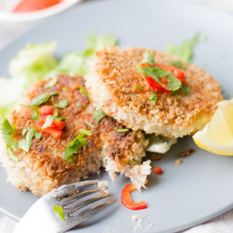 Bulgur Wheat And Quinoa Fish Cakes