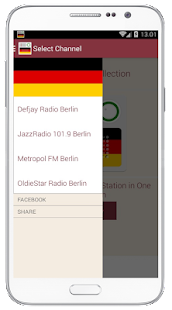 Radio Berlin - screenshot
