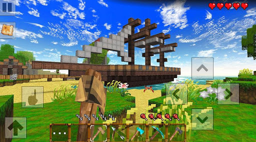 Forte Craft Explore Island For PC