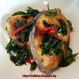 Pan Fried Fish Spices Recipes