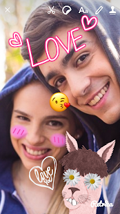 Free Retrica - Selfie, Sticker, GIF APK for Windows 8