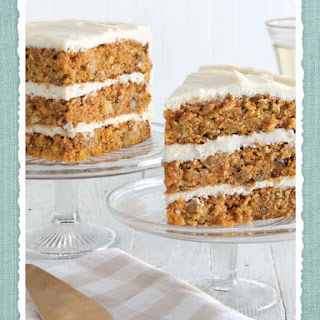 Carrot Cake Recipe from Southern Cakes!