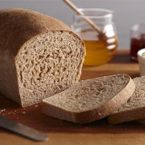 Beginner's Whole Wheat Bread
