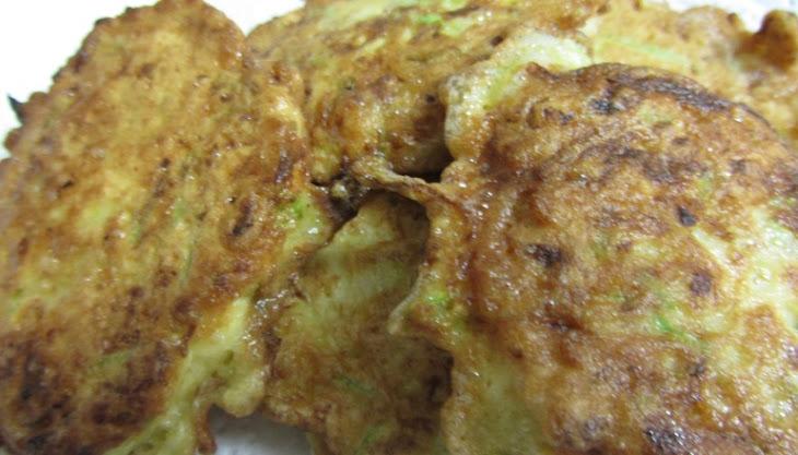 Zucchini Fritter (latkes) Recipe | Yummly