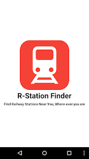 R-Station Finder- screenshot thumbnail