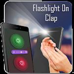 Flashlight & Find Phone On Clap Icon