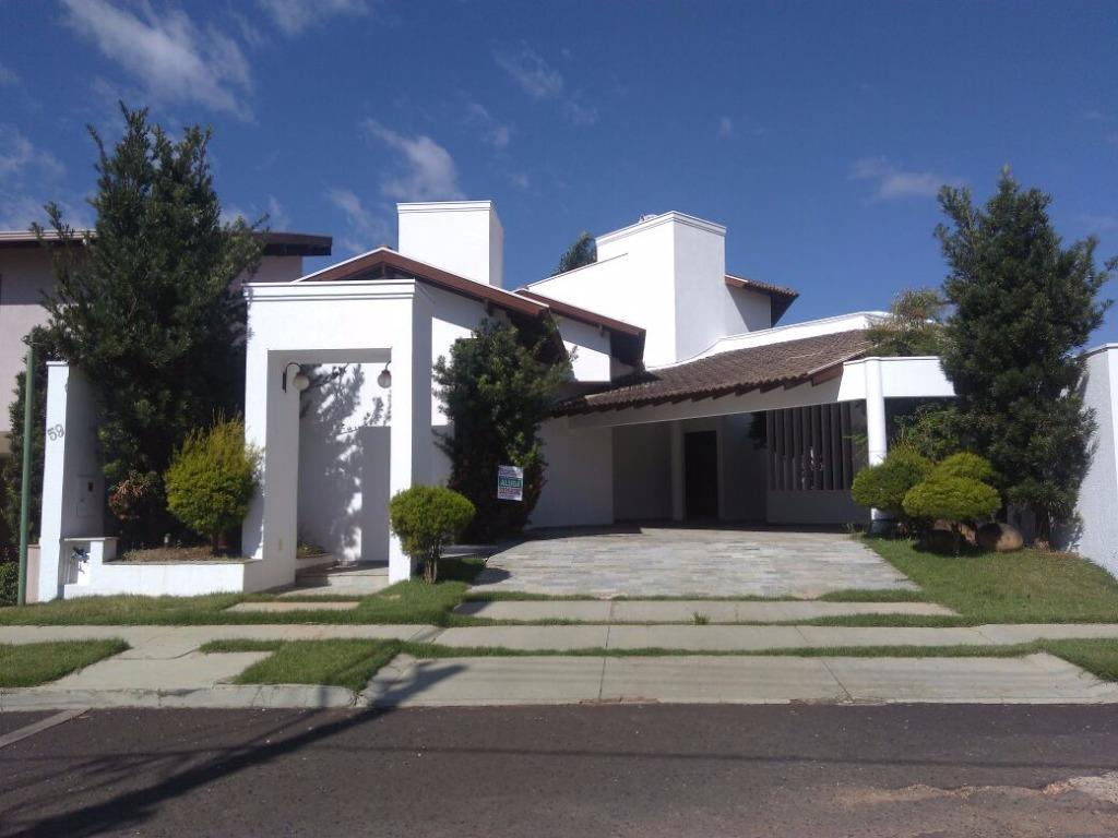 Casa em condomínio fechado para alugar - Mercês - Uberaba/MG