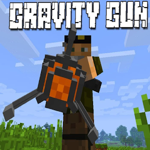 Gravity Gun Minecraft