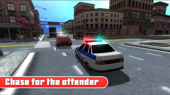 Traffic Police Driver Zone - screenshot