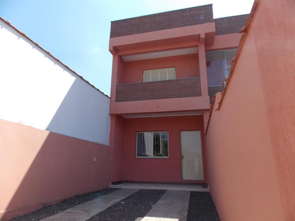 Casa 2 Dorm, Centro, Gravataí (CA1056)