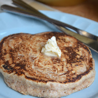 Eggless Whole Wheat Pancakes Recipes