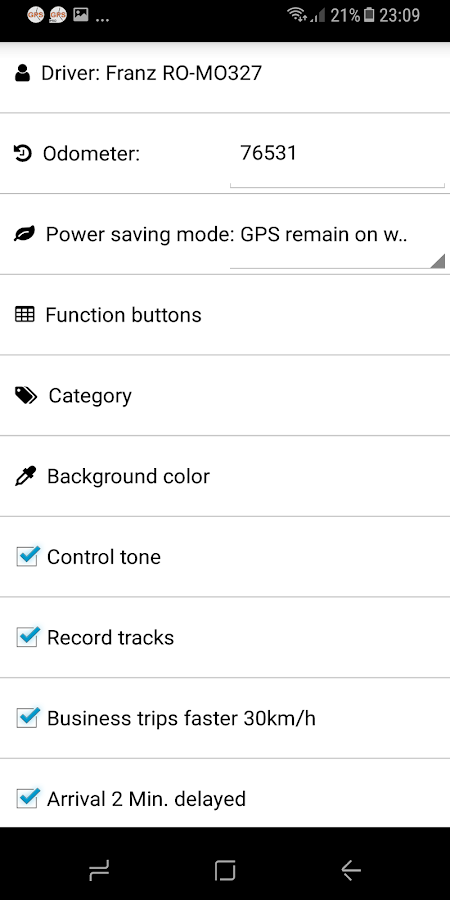 GPS Time Tracker - logbook Pro Screenshot 6