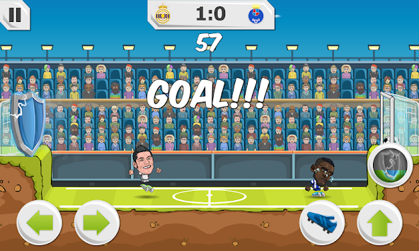 Y8 Football League APK 1.1.8 - Free Sports Games for Android