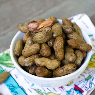 Boiled Peanuts with Star Anise
