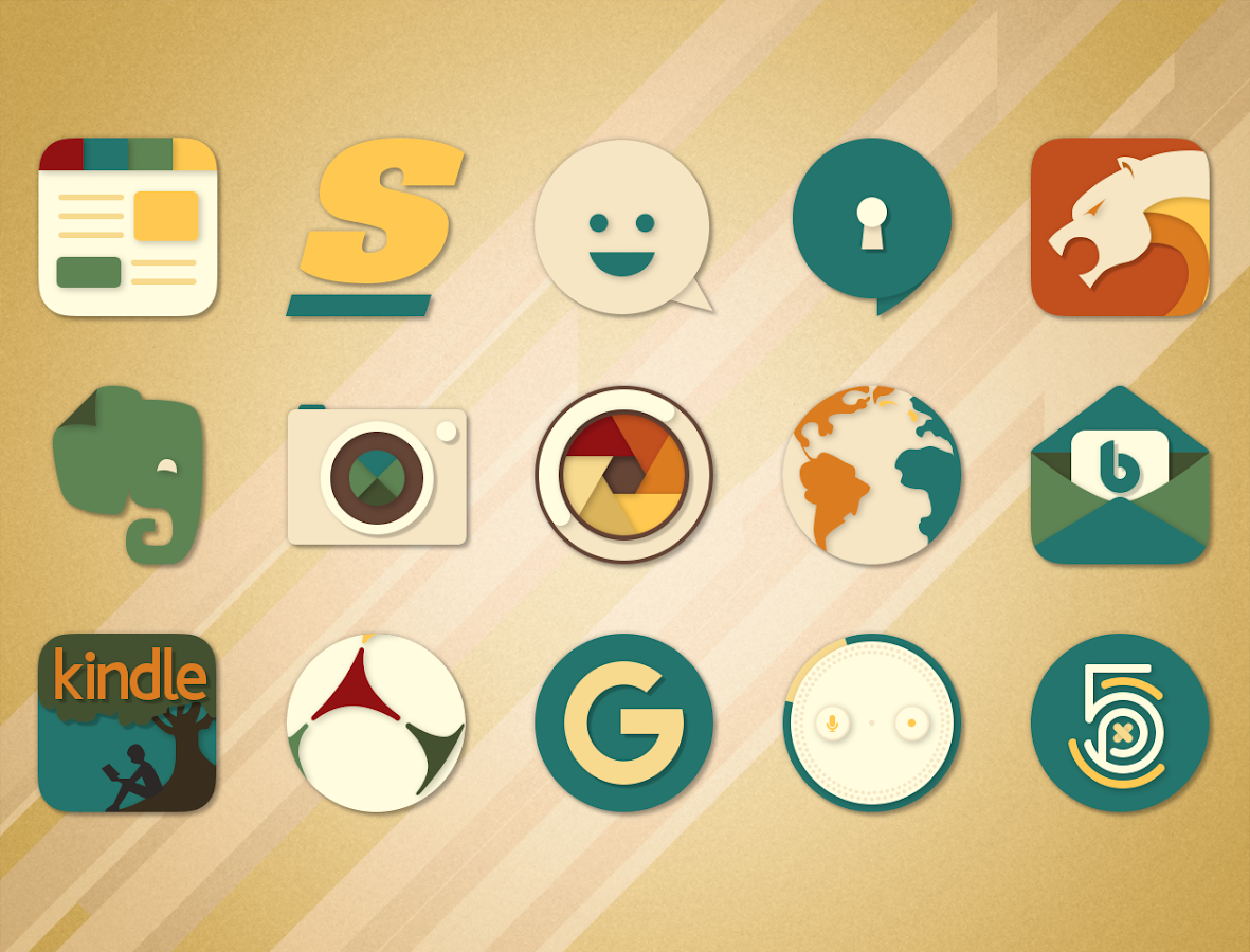 Dynasty Icon Pack Screenshot 19