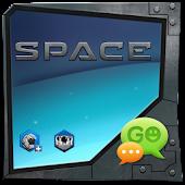 Space GO SMS APK for Bluestacks