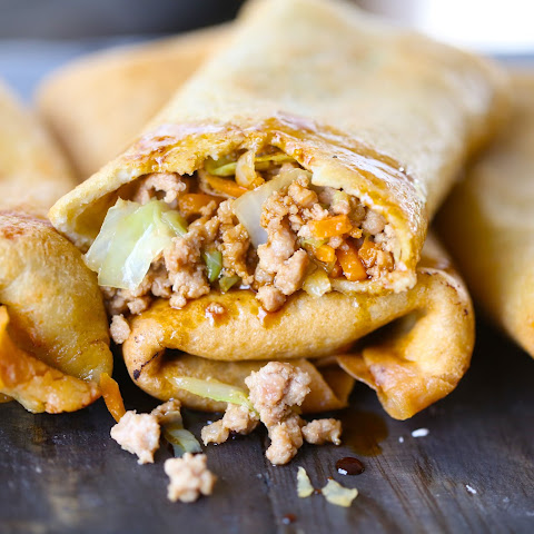 PALEO EGG ROLL CHIMICHANGAS