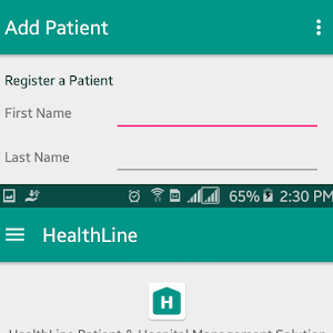 Download HealthLine Patient & Hospital Management Solution For PC Windows and Mac