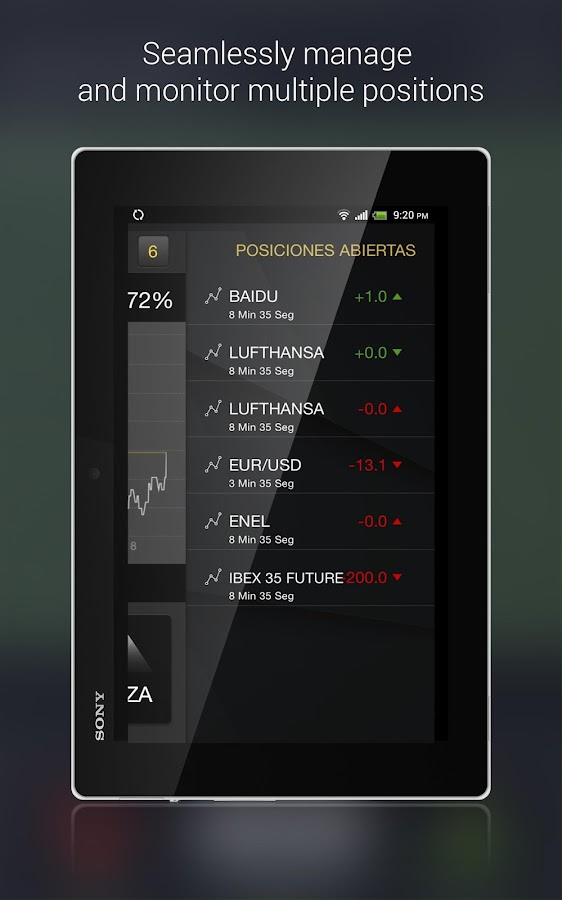 Binary Options Trading Screenshot 10