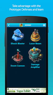 Guide for Boom Beach (Android) - screenshot