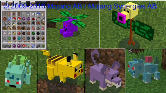App Pixelmon Mod for minecraft APK for Windows Phone