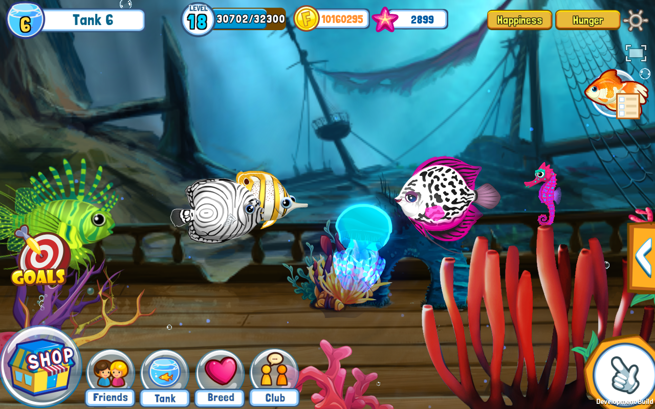 Fish Adventure Seasons Screenshot 8